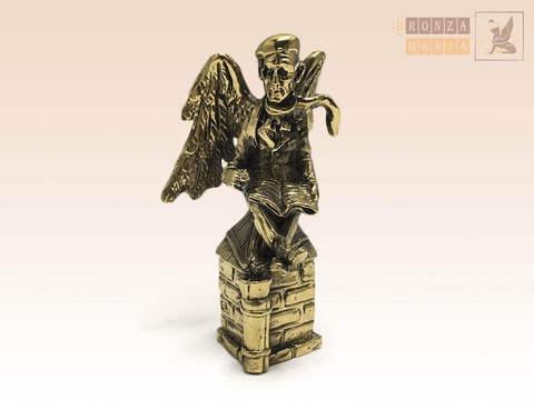 фигурка Петербургский ангел на крыше