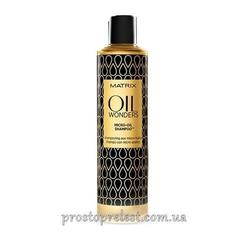Matrix Oil Wonders Micro-Oil Shampoo - Легкий шампунь с микро-каплями арганового масла