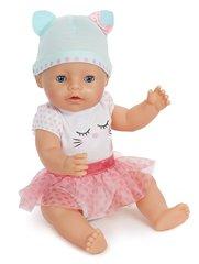 Кукла Беби Борн, голубые глазки