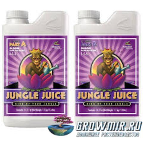 Advanced Nutrients Jungle juice 2-parts A & B Bloom (1л)