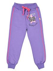 24-2015-2 брюки спортивные детские, сиреневые