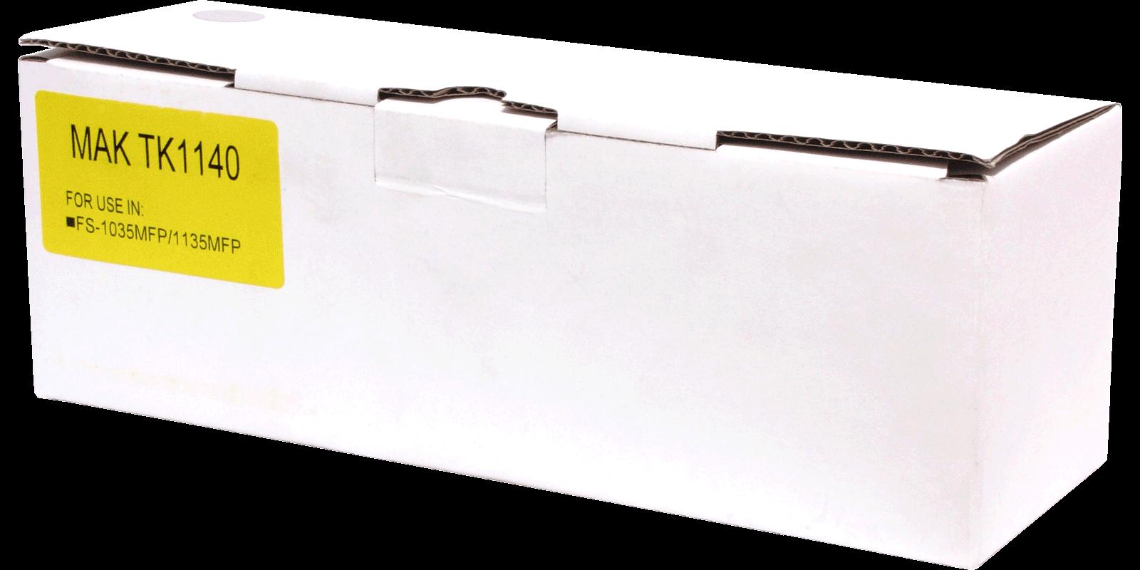 Kyocera MAK TK-1140, черный, до 7200 стр.