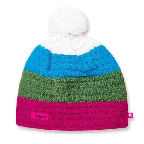 шапка Kama A50 (pink) розовый