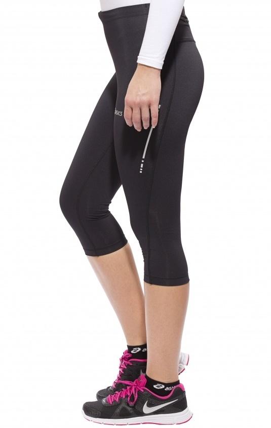 Женские тайтсы  Asics Knee Tight  (110430 0904) черные