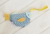 Кошелечек Fish Yellow