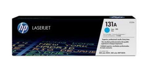 Картридж HP CF211A (131A) для HP LaserJet Pro 200 Color M251, M276 (голубой, 1500 стр.)
