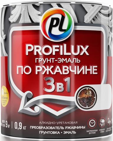 Profilux/Профилюкс Грунт эмаль по ржавчине 3 в 1