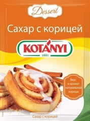 Приправа Сахар с корицей KOTANYI, пакет 50 г