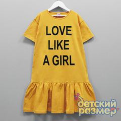 Платье (оверсайз)