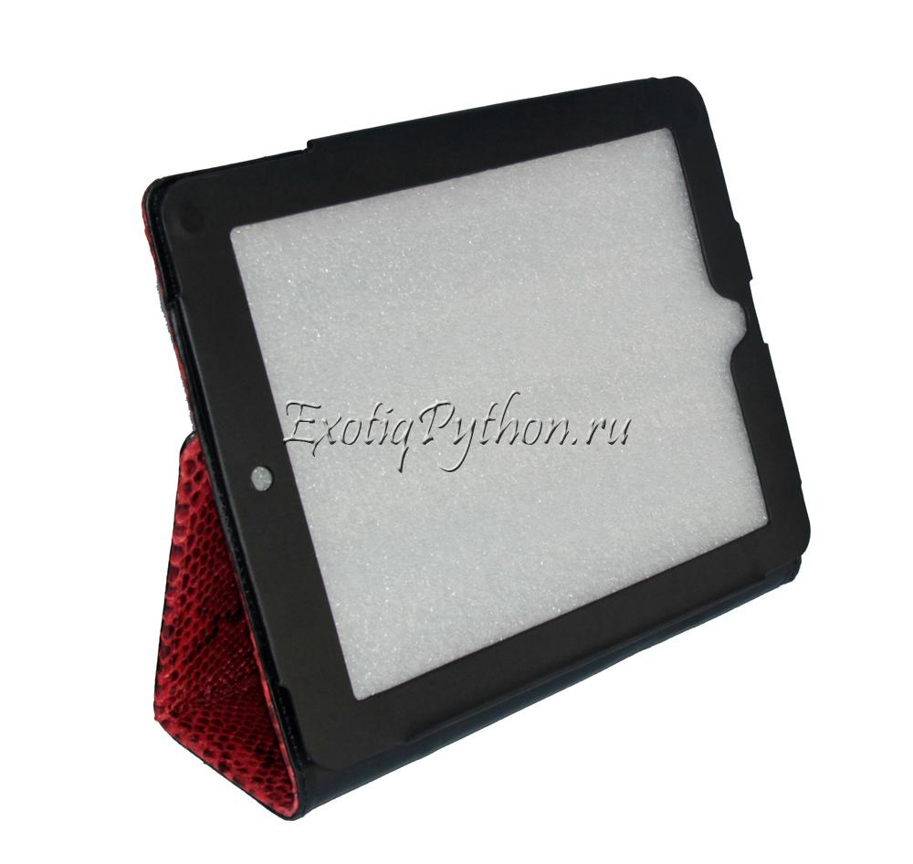 Чехол из кожи питона для планшета CV-02