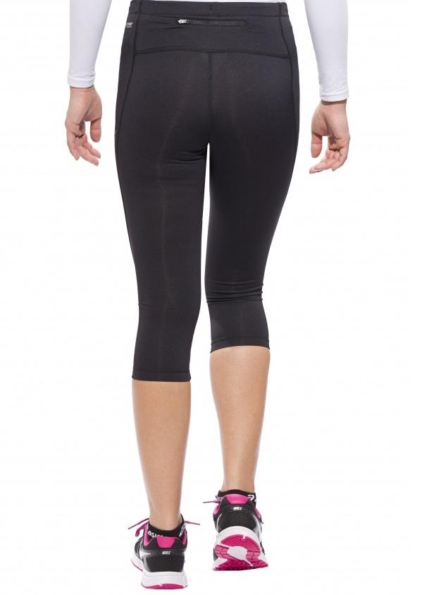 Женские тайтсы  асикс Knee Tight black (110430 0904)