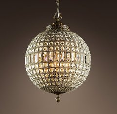 19th C. Casbah Crystal Chandelier 18