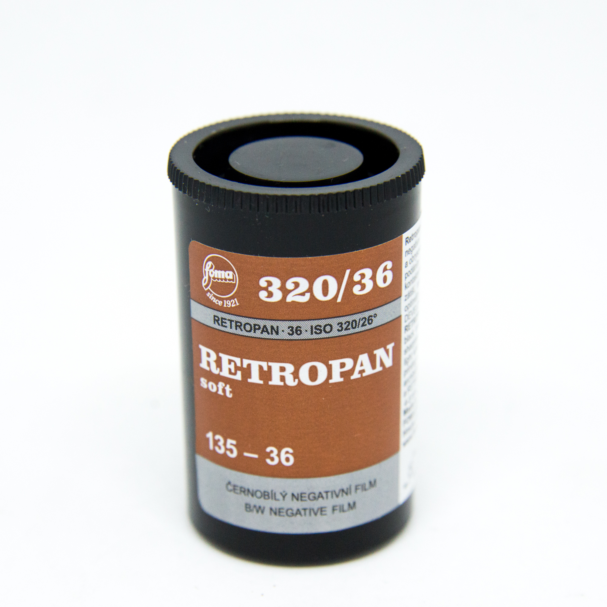 Фотопленка Foma Retropan 320/135-36 soft