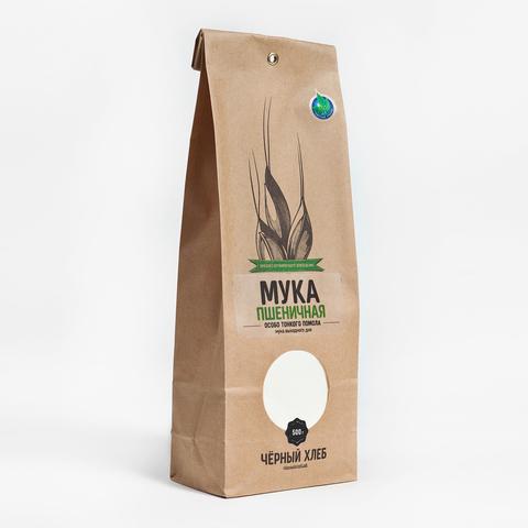 Мука пшеничная особо тонкого помола Био, 500г