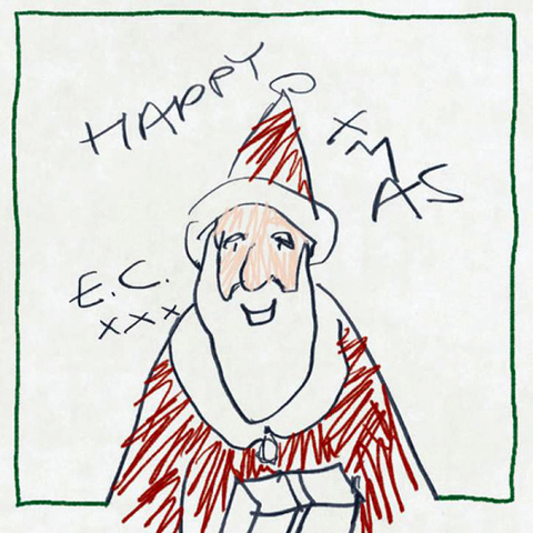 Eric Clapton / Happy Xmas (2LP)