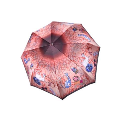 Зонт женский ТРИ СЛОНА 369-B-5