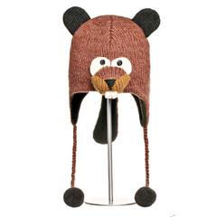 Шапка-бобер детская Knitwits Barkley The Beaver