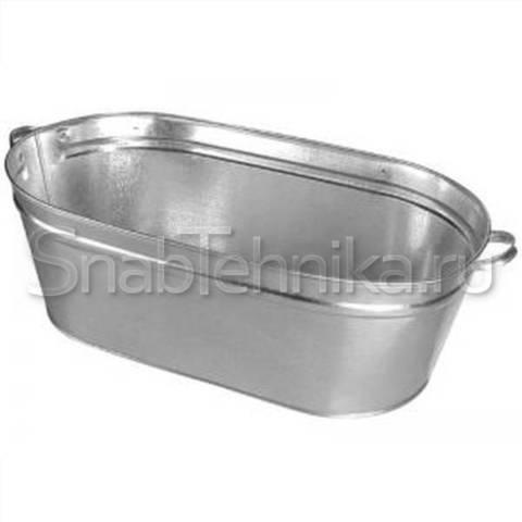 Ванна для тележки дворника оцинкованная ВО-70