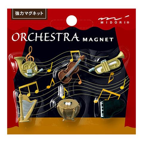 Магниты Midori Orchestra Magnet