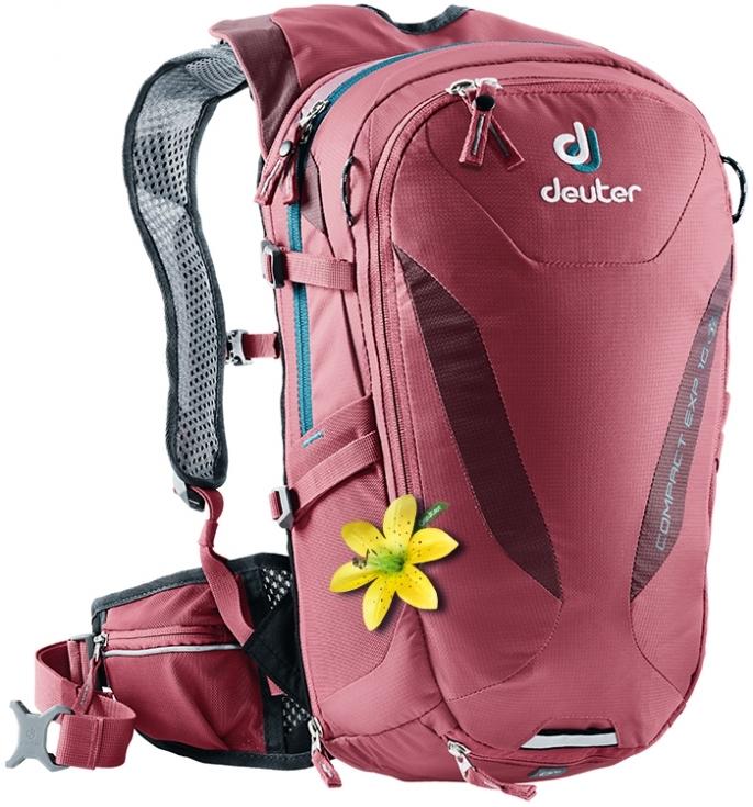 Для женщин Рюкзак женский Deuter Compact EXP 10 SL (2018) 686xauto-9764-CompactEXP10SL-5527-18.jpg