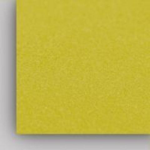 Бумага для флокирования изображения Flock Finishing Sheet AT Citron Yellow, желтая, 49.5 см x 34,5 см