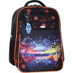 Рюкзак школьный Bagland Отличник 20 л. черный 417 (0058070)