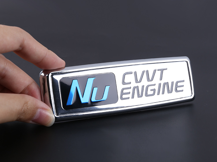 Эмблема CVVT Engine CHN для Kia Sportage III 2010-2015