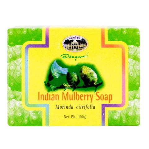 Натуральное мыло на основе сока нони. Abhaibhubejhr (Абхай) 100 гр.