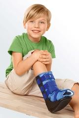 Ортез голеностопный жесткий детский medi Walker boot D kidz