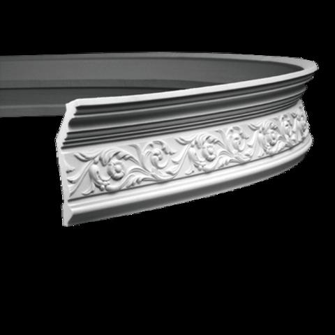 Гибкий карниз Европласт из полиуретана 1.50.128, интернет магазин Волео