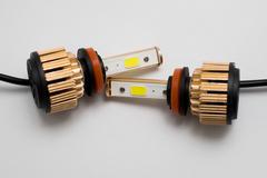 Комплект LED ламп головного света C-3 G6 H11 ,12V