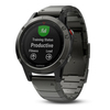 Беговые часы Garmin Fenix 5x with Metal Band