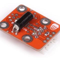 Двухосевой-XY датчик наклона (Quatro-модуль)