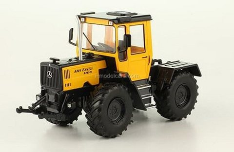 Tractor Unimog MB Trac 1100 MB Kommunal 1975 1:43 Hachette #117