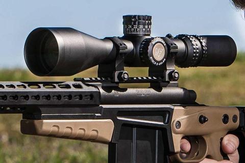 Оптический прицел NIGHTFORCE ATACR™ 5-25×56 SFP Zerostop™ .25 MOA DigIllum™ PTL MOAR-T™ (C555)