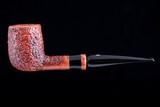 Курительная трубка Mastro De Paja Rustic, M401-12