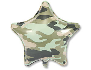 Фольгированные шарики Шар звезда Камуфляж 1202-2620_m1.jpg