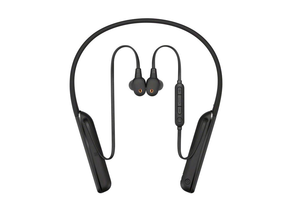Sony WI-1000XM2B Bluetooth наушники, цвет черный