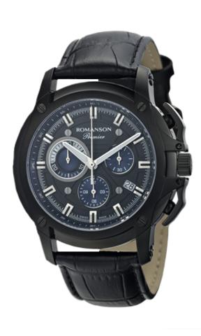 Купить Наручные часы Romanson PL2627HMBBK по доступной цене