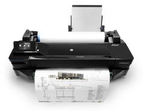 Плоттер HP DesignJet T120