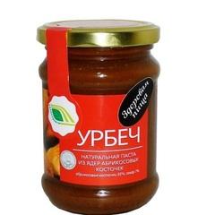 Урбеч-паста, Биопродукты, натуральная, из абрикосовых косточек, 280 г