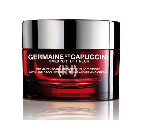 Germaine de Capuccini Timexpert Lift (IN) Neck And Decolletage Taut Firming Cream - Крем для шеи и декольте с эффектом подтяжки