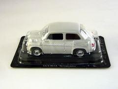 ZAZ-965A Zaporozhets white 1:43 DeAgostini Auto Legends USSR #17