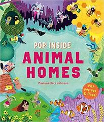 Pop Inside: Animal Homes