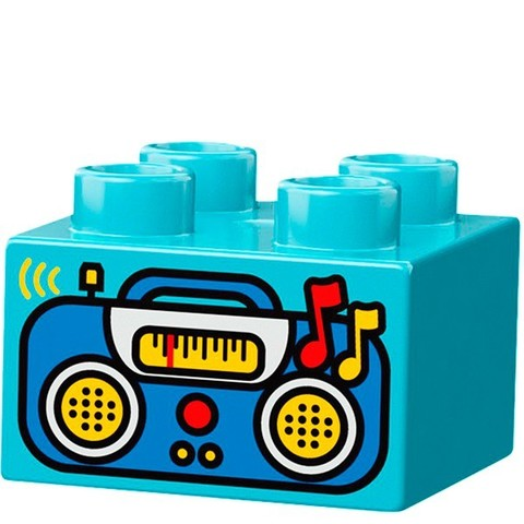 LEGO Duplo: Грузовик 10529