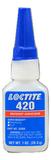 Клей для металлов, резины и пластмасс, капиллярный Loctite 420 Henkel