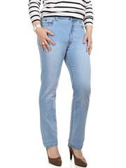 K906 джинсы женские, голубые