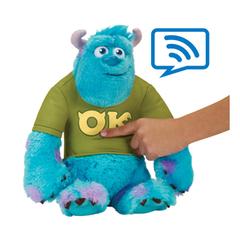 Monsters University Talking Sulley Plush