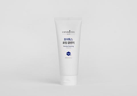 Пенка для умывания для чувствительной кожи, 150 мл / Lapothicell Poretox Foaming Cleanser