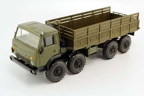 Ural-5323-20 8x8 khaki Conversion Arek Elecon 1:43